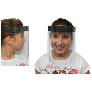 Splatter Guard Clear Face Shields